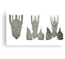 Sauron project Metal Print