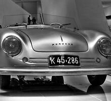 1948 Porsche 356 Nr. 1 Roadster - Porsche Museum by Holger Mader
