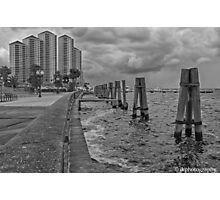High Point Towers on the Caloosahatchee - Photographic Print