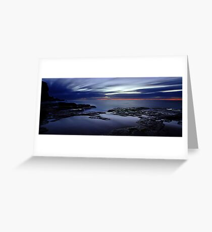 Bangalley Light Greeting Card
