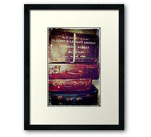 Enigma - Memories I Framed Print