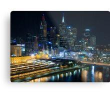 Melbourne @ Most Metal Print