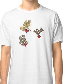 Heart Birds Classic T-Shirt
