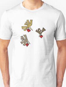 Heart Birds T-Shirt