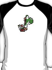Yoshi - 16bit Green T-Shirt