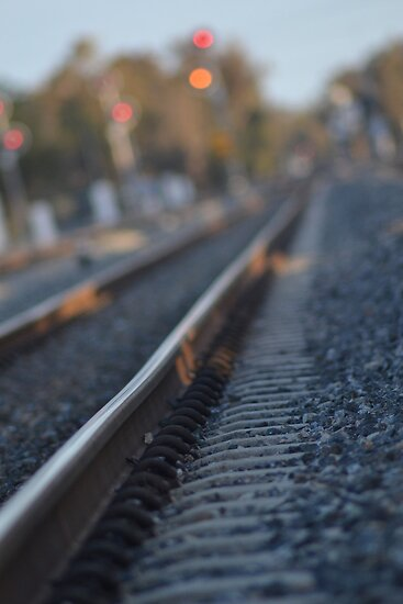 Take The Rails by sketra