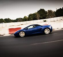 Lambo by Chris Cardwell