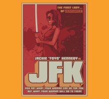 JFK by nikholmes