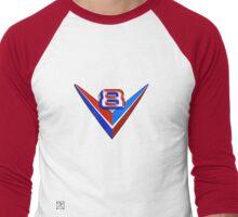 V8 Men's Baseball ¾ T-Shirt