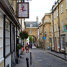 Bath City Centre by hjaynefoster