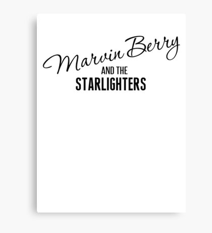 Marvin Berry and the Starlighters Canvas Print