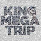 King Megatrip Neo Logo - Dirt by Megatrip