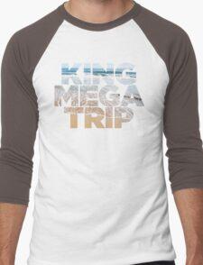 King Megatrip Neo Logo - Beach T-Shirt