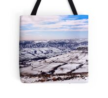 Farndale in Winter Tote Bag