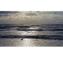 Hatteras Surf  Photographic Print