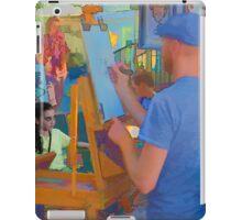 Life Imitates Art iPad Case/Skin