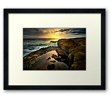 His Love Reflects On Me Framed Print
