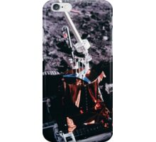 Apollo Archive 0028 Moon Equipment on Lunar Surface iPhone Case/Skin