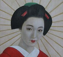 Geisha by Lynet McDonald