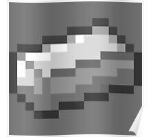 Minecraft Iron Poster