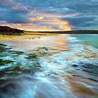 Pacific Ocean Oregon Coast HDR-United States of America by Fred Seghetti