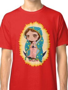 Chibi Our Lady of Guadalupe Classic T-Shirt