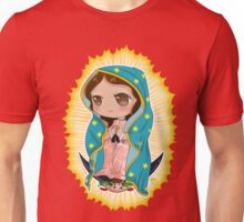 Chibi Our Lady of Guadalupe Unisex T-Shirt