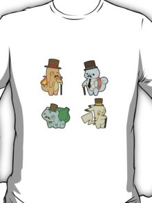 Pokemon - Gentlemon T-Shirt