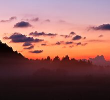 Sunset. by tutulele