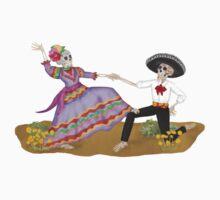 Dancing in the Desert Baby Tee