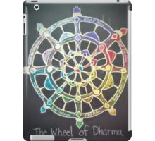 The Wheel of Dharma iPad Case/Skin
