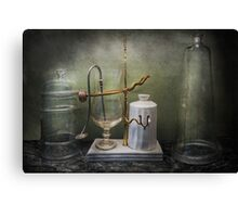 Pharmacy - Victorian Apparatus  Canvas Print