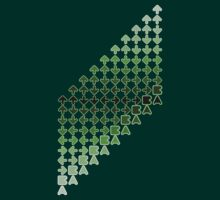 The CODE (green) by Ant101