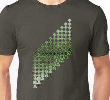 The CODE (green) Unisex T-Shirt