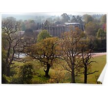 Bolton Abbey, North Yorkshire Poster