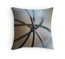 Lets Whisk Things Up A Bit Throw Pillow