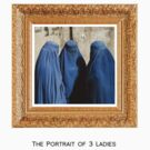The Portrait of 3 Ladies by thetea