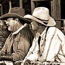 Jaw Jackin' Cowboys by SuddenJim