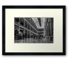 Edinburgh Museum Framed Print