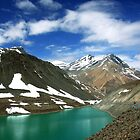 Suraj Tal Lake - I by RajeevKashyap