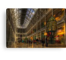 Edinburgh Museum  Canvas Print