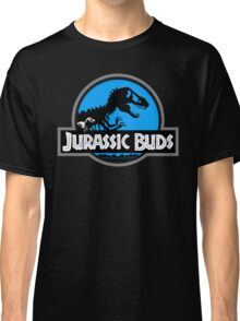 Jurassic Buds (blue) Classic T-Shirt