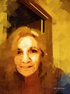 She Smiles Sweetly by RC deWinter