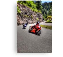 Honda VTR Canvas Print