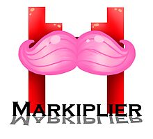 Markiplier Warfstach Photographic Print