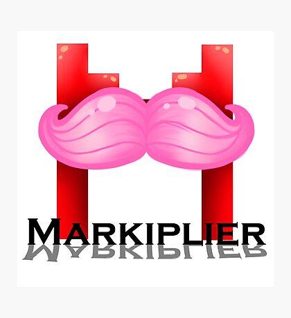 Markiplier Warfstach Photographic Print