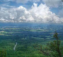 The Shenandoah Valley by James Brotherton