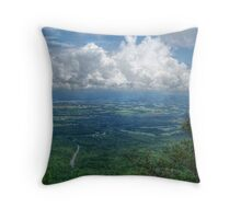 The Shenandoah Valley Throw Pillow