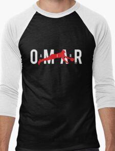Air Omar Men's Baseball ¾ T-Shirt