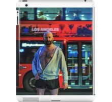Troy - From London To L.A iPad Case/Skin